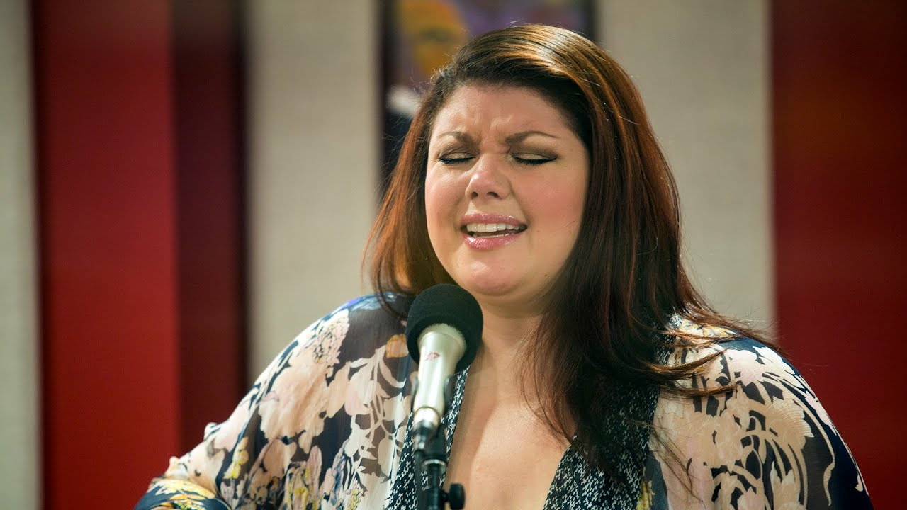 Jane Monheit 'Ev'ry Time We Say Goodbye' | Live Studio Session