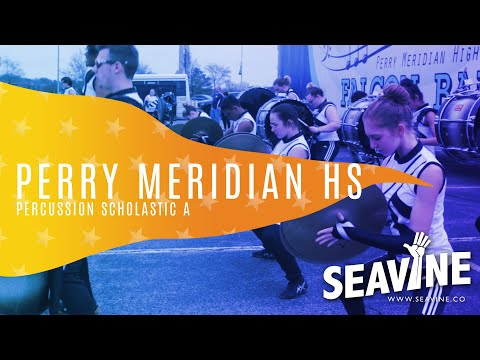 Perry Meridian High School Cymbal Line 2019 Prelims- In the Lot with Seavine