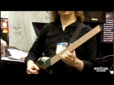 WINTER NAMM 2010 - YOU ROCK GUITAR - PT 3