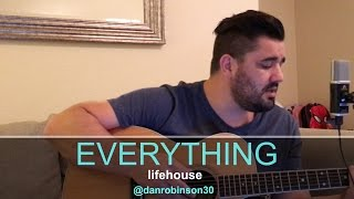 Lifehouse - Everything (Acoustic Cover)