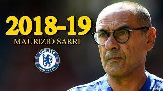Maurizio Sarri Best Moments 20182019  HD