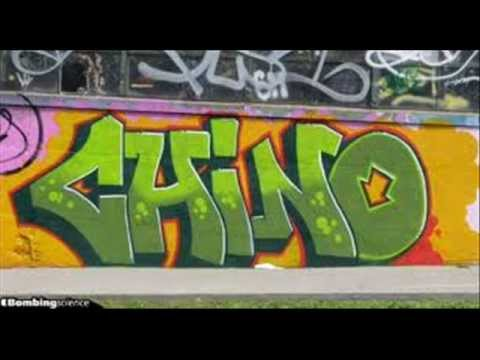 graffiti nombres - YouTube