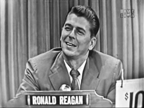 What's My Line? – Ronald Reagan (Jul 19, 1953) [W/ COMMERCIALS]