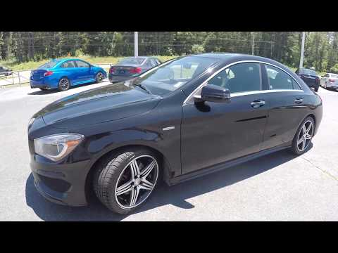Walkaround Review of 2013 Mercedes Benz CLA250 R05006