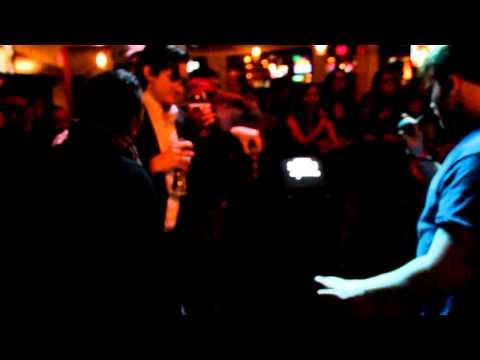 Fire & Ice Cambridge, Karaoke night... MATT IS OUR WINNER!!!!