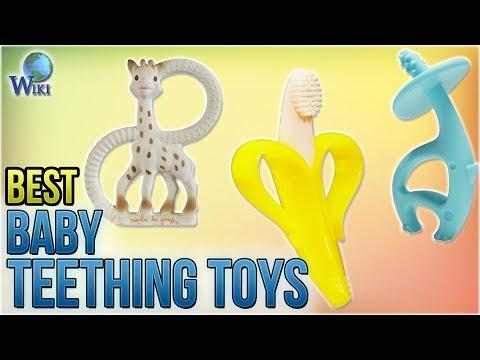 10 Best Baby Teething Toys 2018