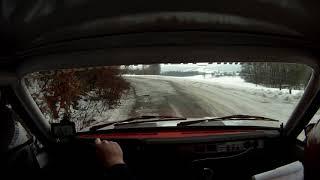 Ve stopě Valašské zimy 2019 SZ1 Zádveřická SČ 97 Škoda 120