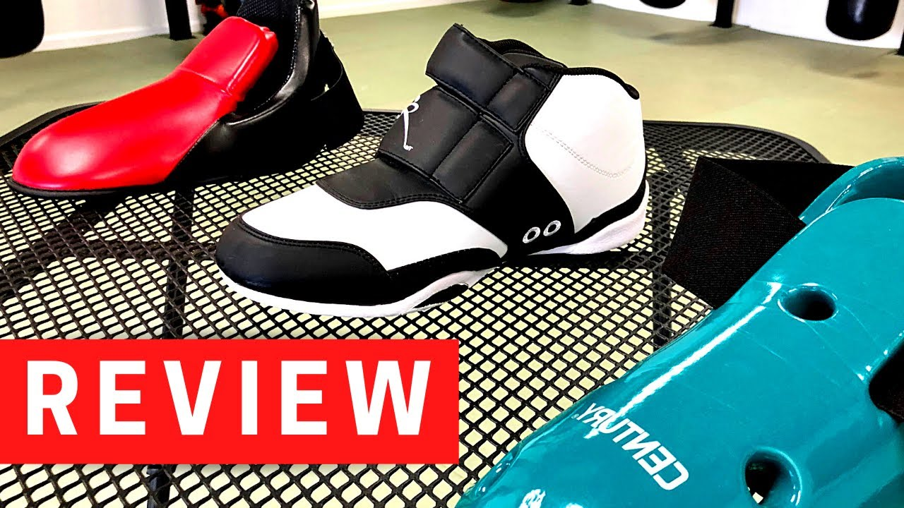 SPARRING GEAR BOOT REVIEW | Century Martial Arts & Ringstar