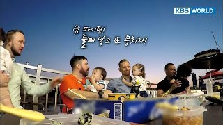 Sam&William - Foreign fathers enjoy ramen&beer at Han River![The Return of Superman/2017.10.22]