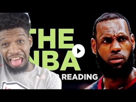 LMFAOO THIS VIDEO IS FIRE!!! NBA BAD LIP READING REACTION
