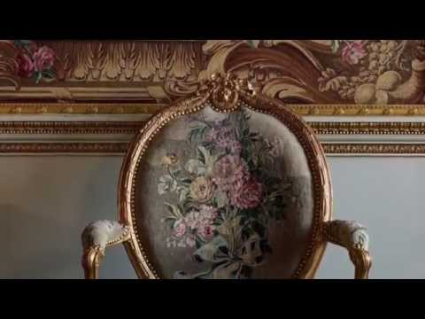 The Drawing Room English Country House Decoration Youtube