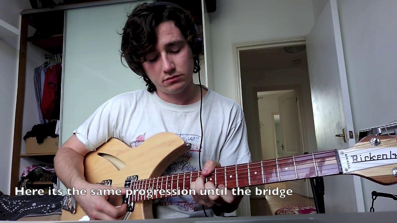 Tom Misch & Carmody - Release You Mahogany Sessions (Chords)