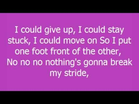 The Other Side of Down - David Archuleta FULL SONG W/ LYRICS!