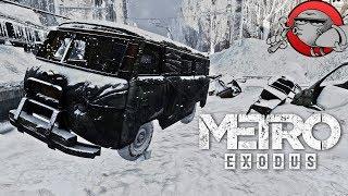 Metro Exodus - НОВОСИБИРСК (Прохождение #21)