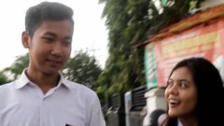 Dilan dan milea SMAN 3 Banjar (Film sekolah)