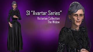 Sckript S1 Avatars , Victorian, the widow