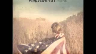 Rise Against - Disparity By Design .. (Lyrics)