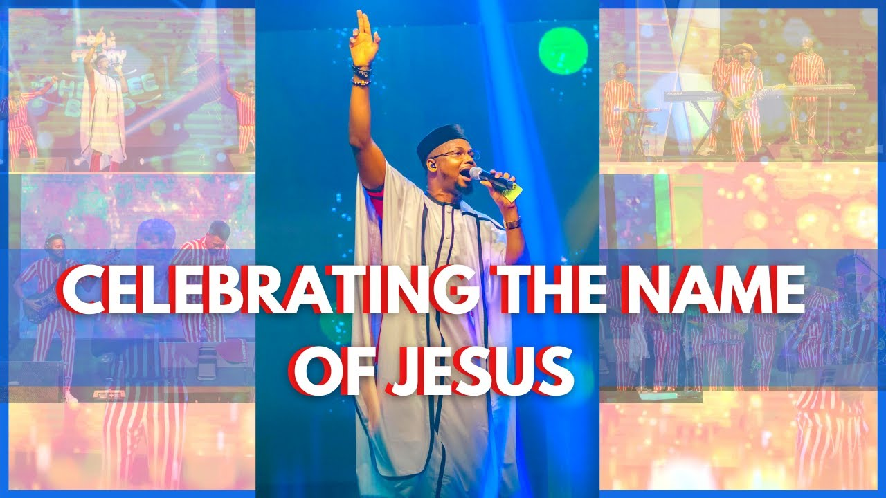 Download Celebrating The Name Of Jesus | #OhEmGeeFaajiFriday S3P2