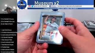 2020 Topps Museum x2 7/31/20