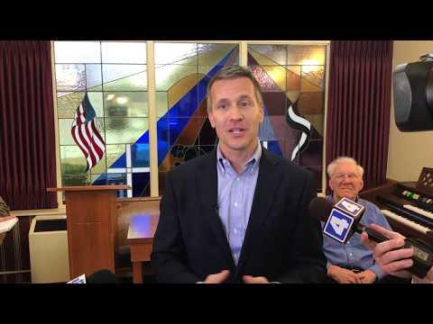 Governor Greitens on improving veterans homes