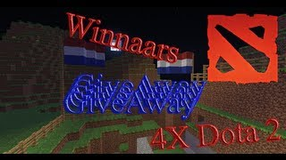 Winnaars Dota 2 GiveAway - In F1S1CKs tuintje - DutchCo [gastroll]