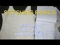✔ DIY STITCHING BASICS - LESSON 5A - GIRLS VEST PAPER CUTTING (கேர்ள்ஸ் வெஸ்ட் உள்ளாடைகள்)