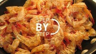 Shrimp Stock Recipe, How to Make Shrimp Stock, Recipe for Shrimp Stock