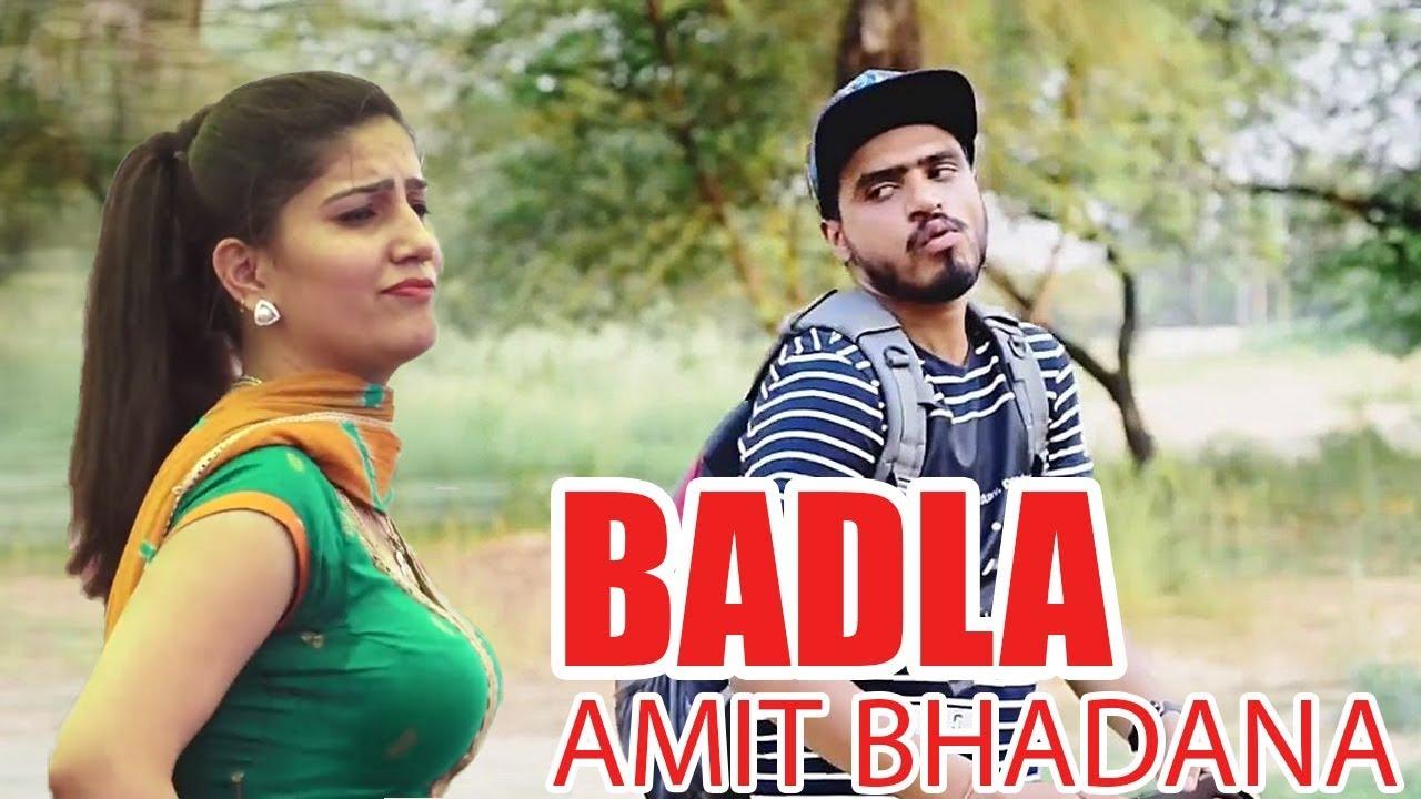 Amit Bhadana Fans   Revenge The Badla   New Edition