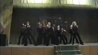 Шоу-Театр Ковер-Самолет-Волчья охота (И.Михайлов)- мюзикл Закон джунглей