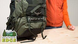 Osprey Aether AG 60 Internal Frame Backpack