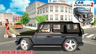 Car Simulator 2 (By Oppana Games) Android Gameplay