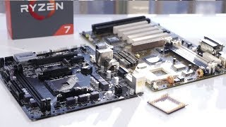 What were Motherboards like 20 years ago?