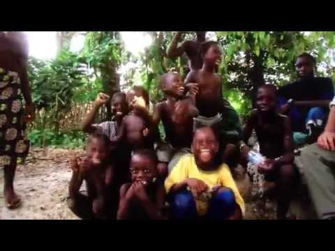 #2/2: Anthony Bourdain's perfect description of Africa (Liberia)