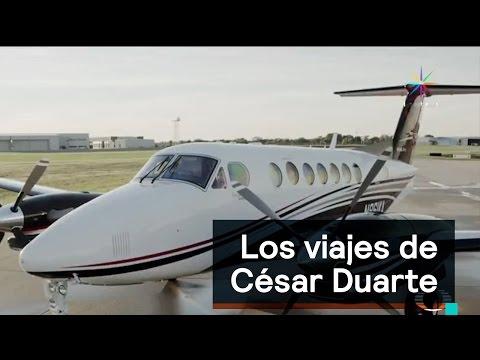César Duarte hizo