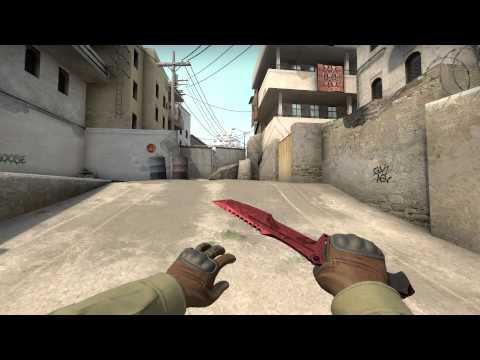 gut knife slaughter meet