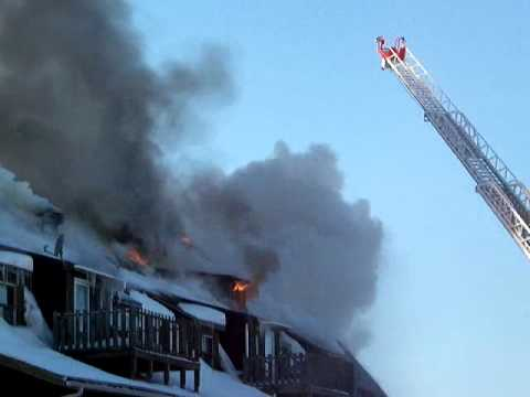 1107 Gretchen Crt. Barn Appartment Fire March 8th ...