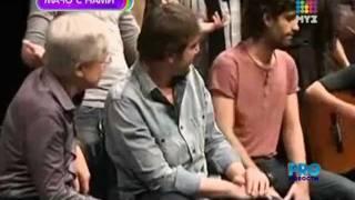 Смотреть видео Приключения Хавьера Бардема в Москве онлайн