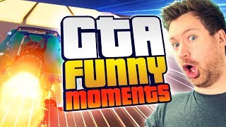 GTA FUNNY MOMENTS | Hat Films
