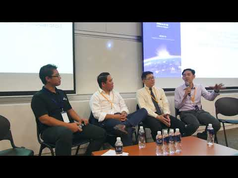 Chun Hui - Security practices need to scale with value of assets