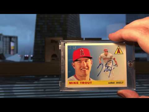 2017 Topps 65th Anniversary Party - Goody Bag Loot