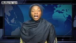 Mali : L'actualité du jour en Bambara Lundi 13 Janvier 2020