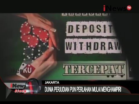 Waspada Judi Online, Waspada Tindakan Kriminal Di Internet - iNews Siang 16/12