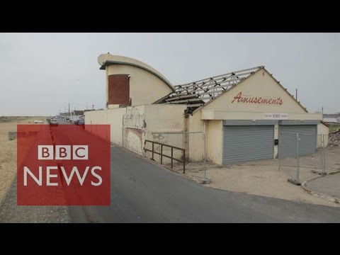 Jaywick once again named Britain's poorest town