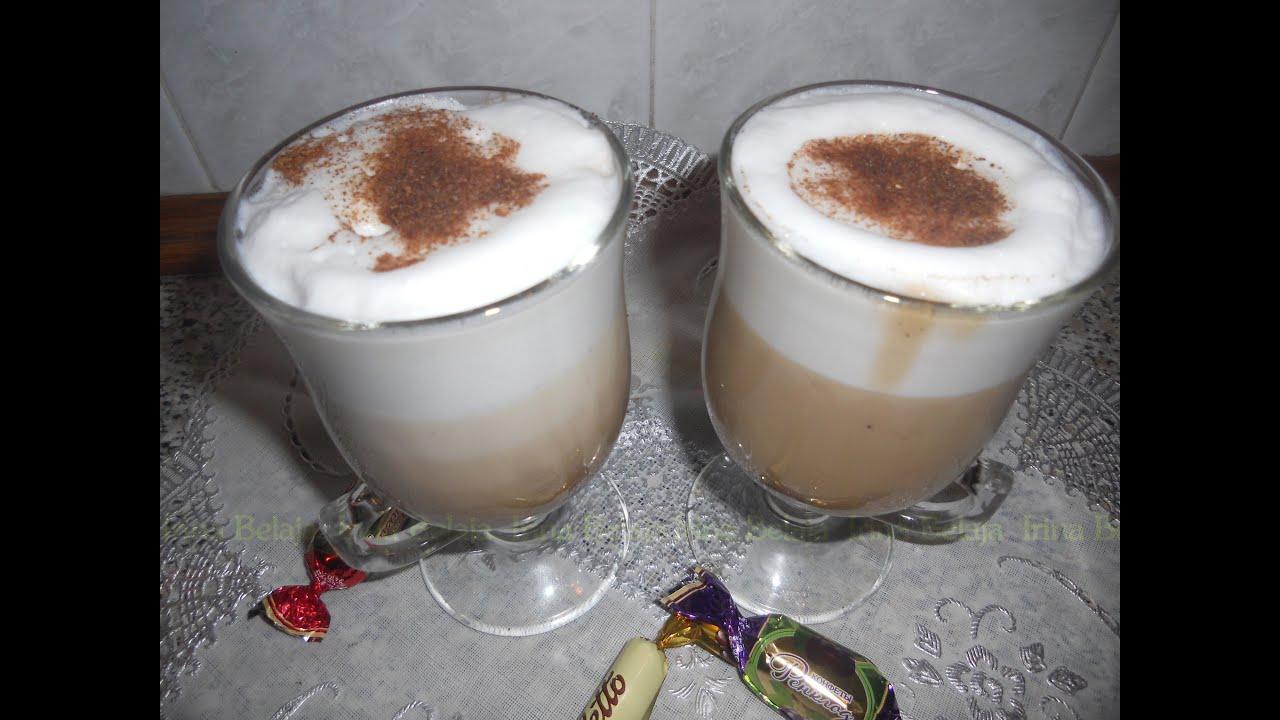 простые рецепты с кофе
