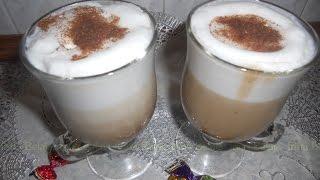 Кофе ЛАТТЕ, простые рецепты