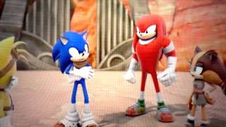 All CGI Cutscenes / Sonic Boom Shattered Crystal