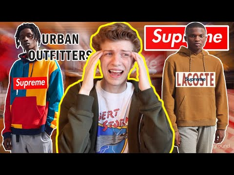 Urban Outfitters Now Selling Supreme? (This is BAD)