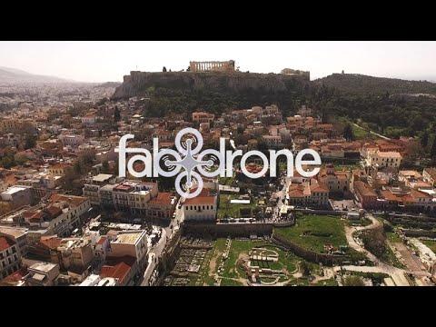 Το Μοναστηράκι και η Πλάκα από ψηλά - Monastiraki & Plaka - Athens, drone video