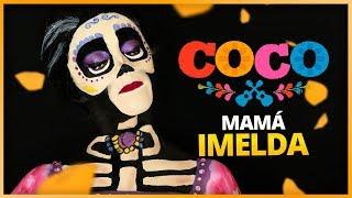 COCO: MAMA IMELDA | MAQUILLAJE DIA DE MUERTOS