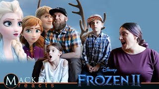 Frozen 2 | Official Teaser Trailer- REACTION and REVIEW!!!